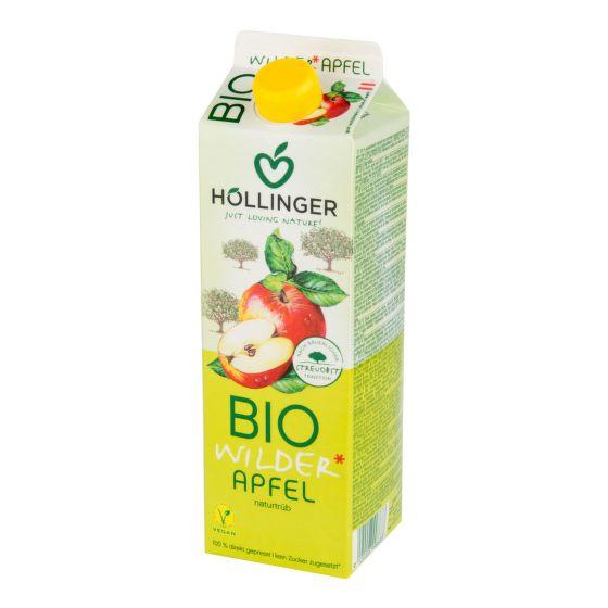 Hollinger - džús jablko BIO, 1 l *CZ-BIO-001