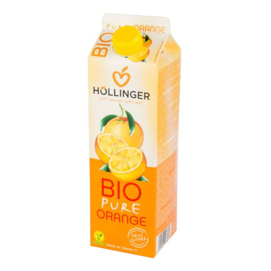 Hollinger - džús pomaranč BIO, 1 l *CZ-BIO-001