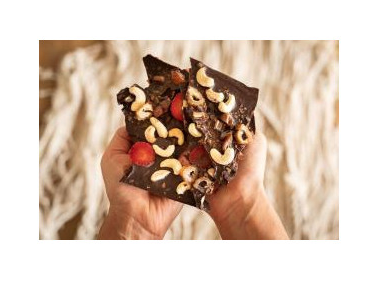 Vitalvibe - Čokoláda lámaná, 250g