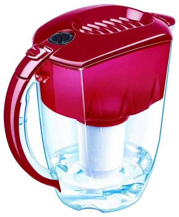 Filtrační konvice Aquaphor Prestiž s indikátorem (cherry)