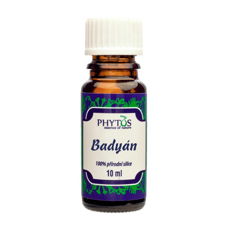 Phytos, Éterický olej Badyán, 10 ml