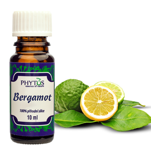 Phytos, Éterický olej Bergamot, 10 ml