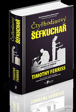 Melvil Štvorhodinový šéfkuchár - Timothy Ferriss