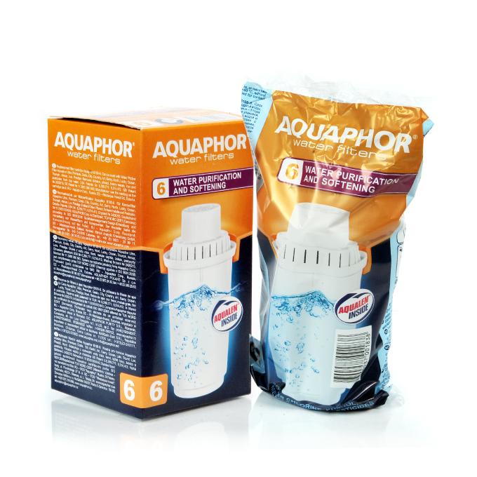 Filtrační vložka Aquaphor B100-6 (změkčovací)