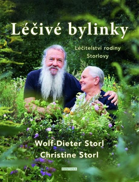 Fontána Léčivé bylinky - Wolf-Dieter Storl