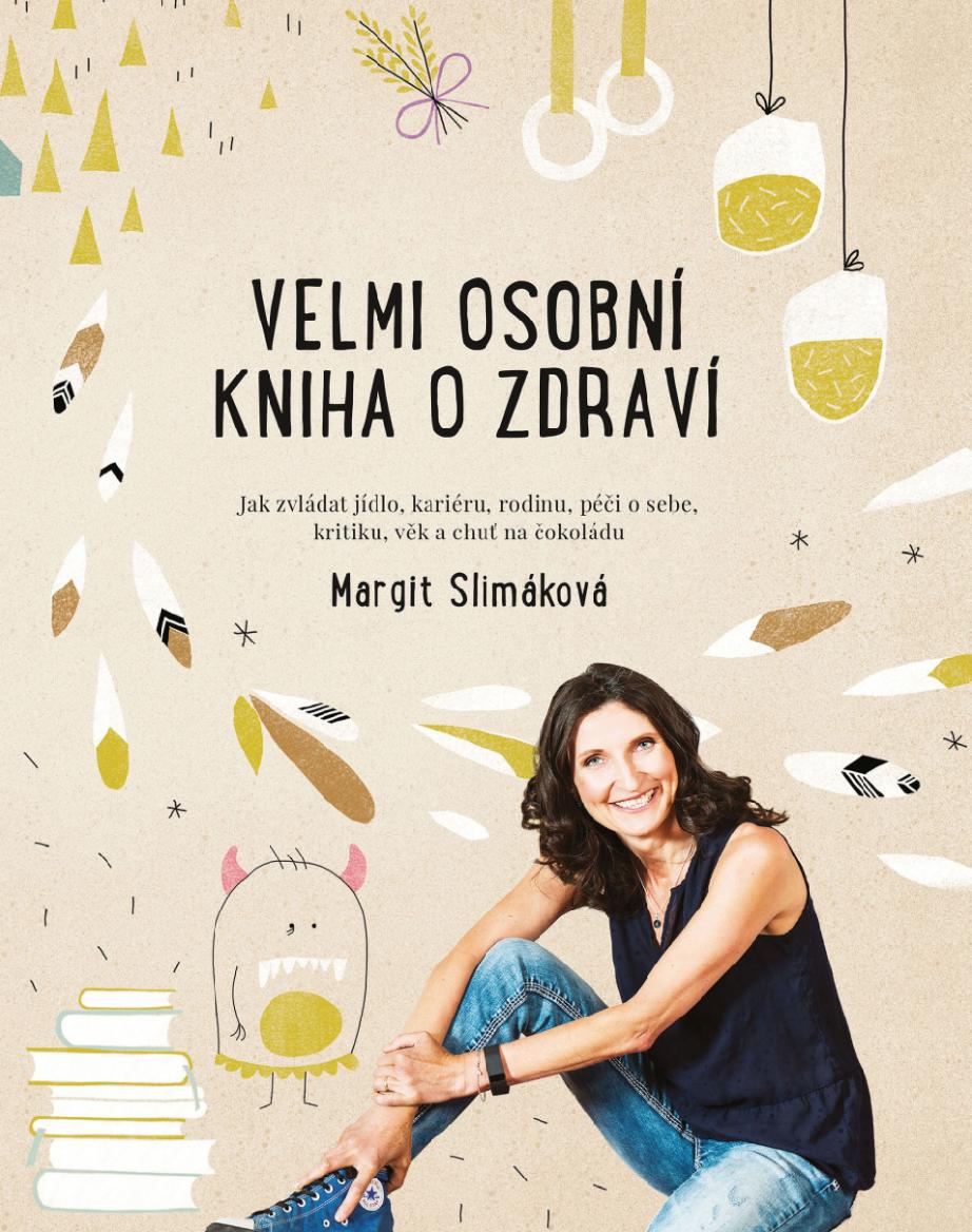 Albatros Media Velmi osobní kniha o zdraví