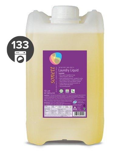 SONETT Prací gel na bílé a barevné prádlo, 10 L