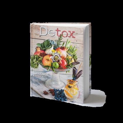 Naše Nakladatelství Detox – Recepty a tipy jak najít rovnováhu a zdravý život - Cinzia Trenchi