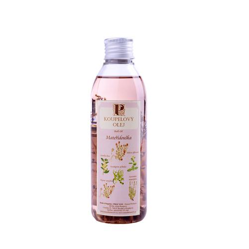 BOTANICO - Koupelový olej mateřídouška, 200 ml