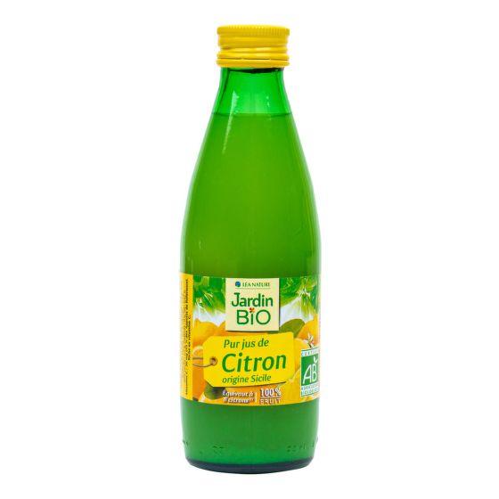 Jardin - Šťáva citronová BIO, 250 ml
