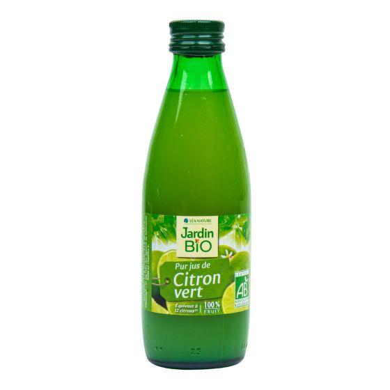 Jardin - Šťáva limetková BIO, 250 ml