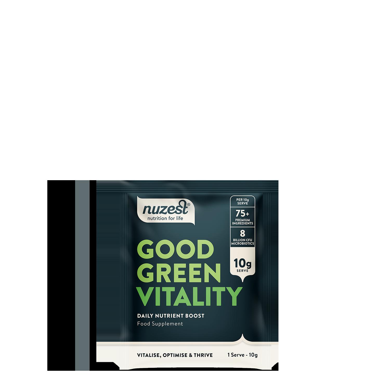 Nuzest - Good Green Vitality, 10g
