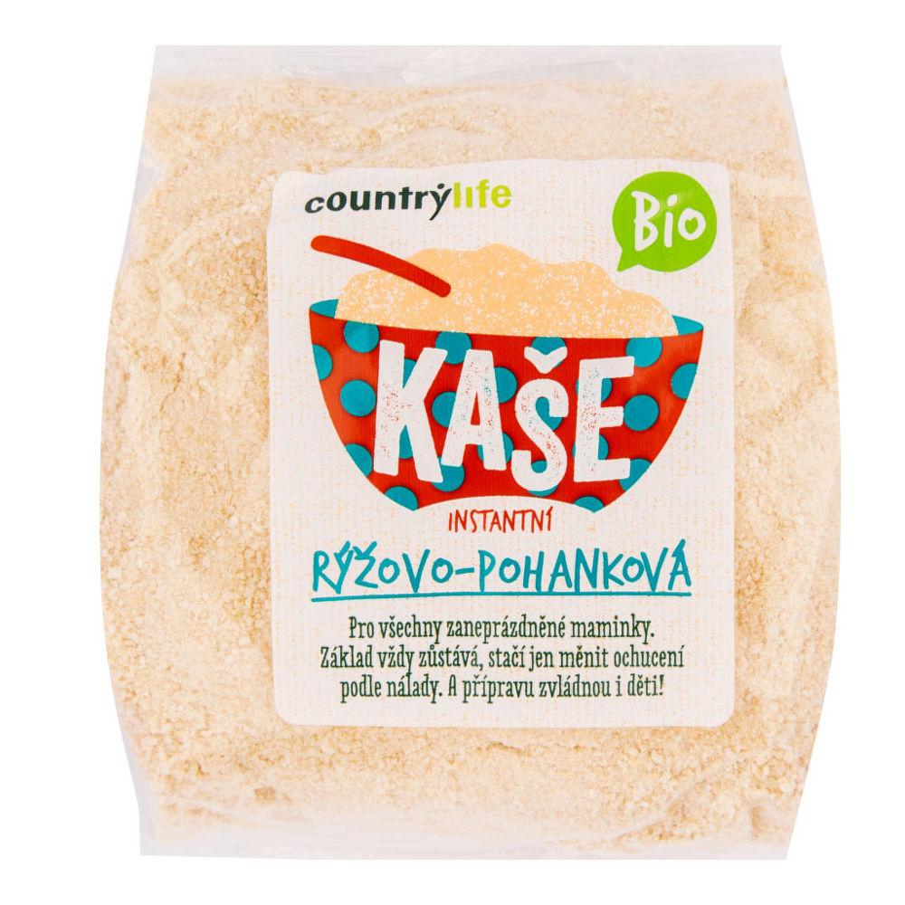 CountryLife - Kaše rýžovo-pohanková, BIO 300g *CZ-BIO-001