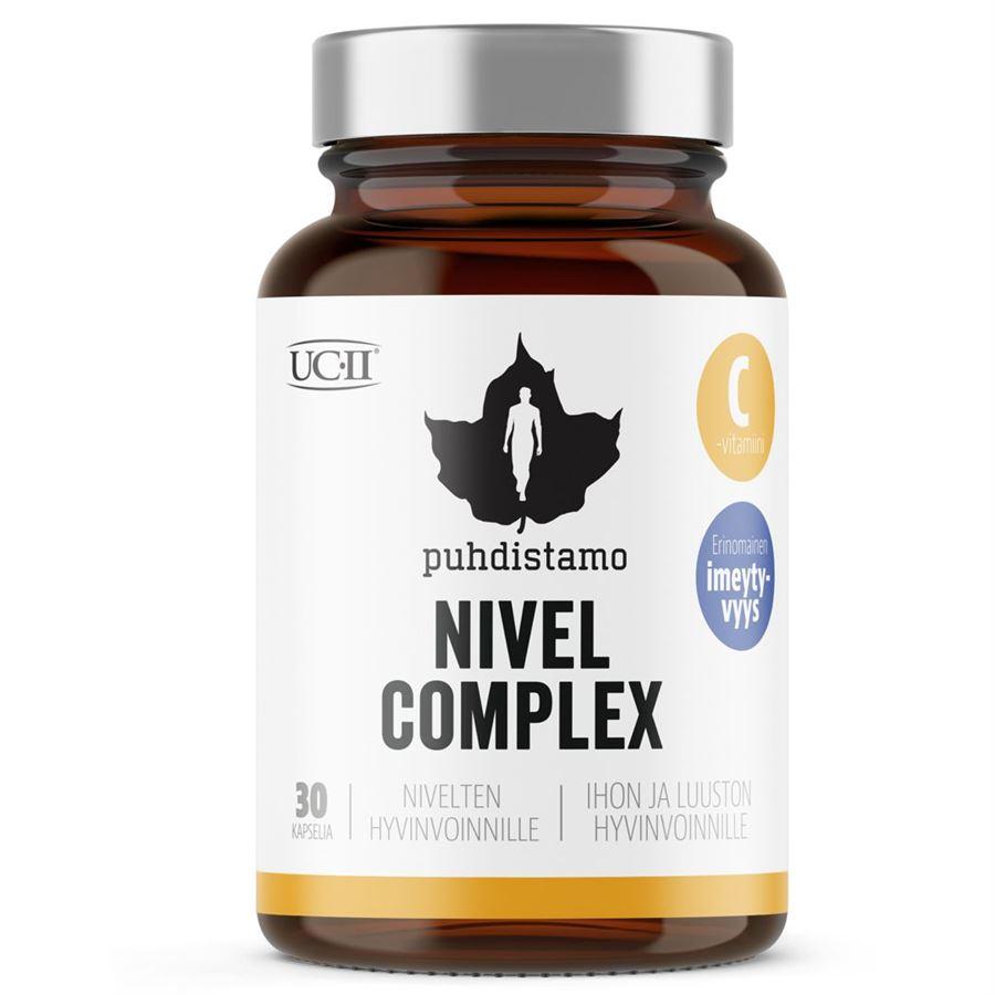 Puhdistamo - Joint Complex 30 kapslí (kloubní výživa - Nivel Complex)