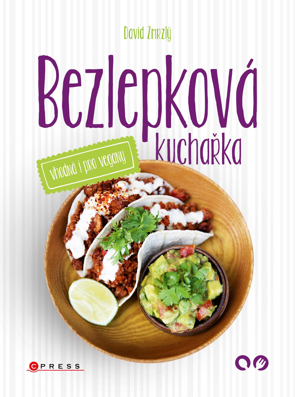 Albatros Media Bezlepková kuchařka vhodná i pro vegany - David Zmrzlý