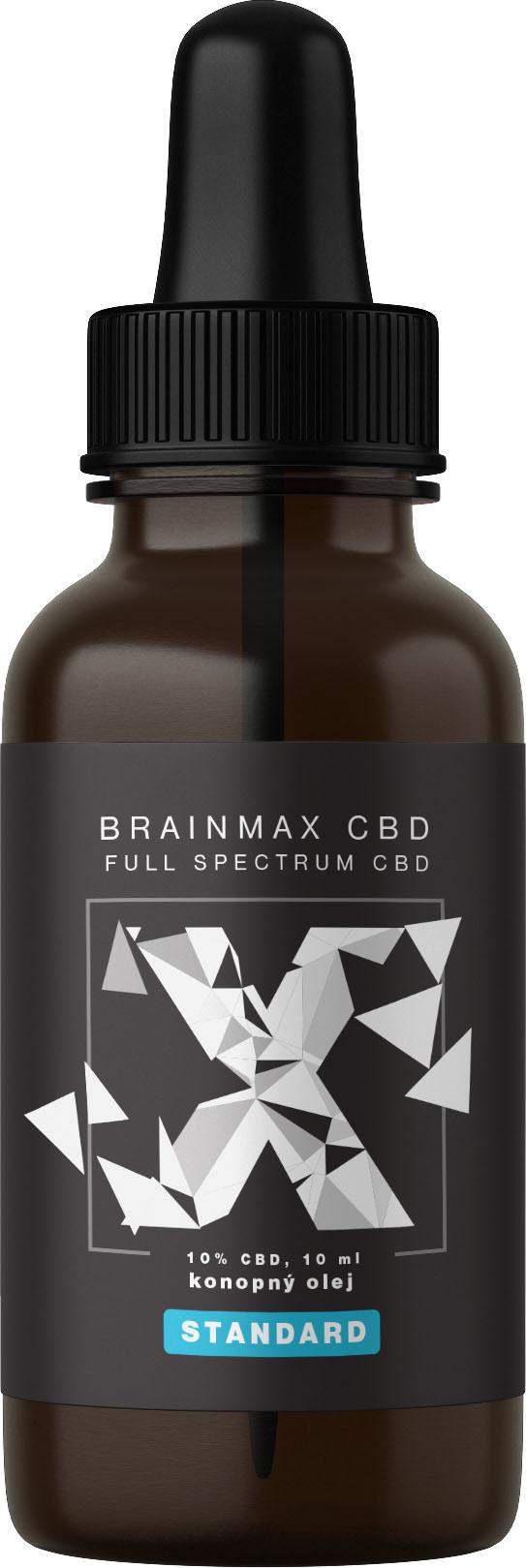 BrainMax CéBéDé STANDARD, 10%, 10 ml