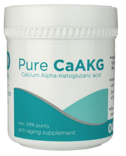 Hansen - CaAKG (alfa-ketoglutarát vápenatý), prášek, 20g