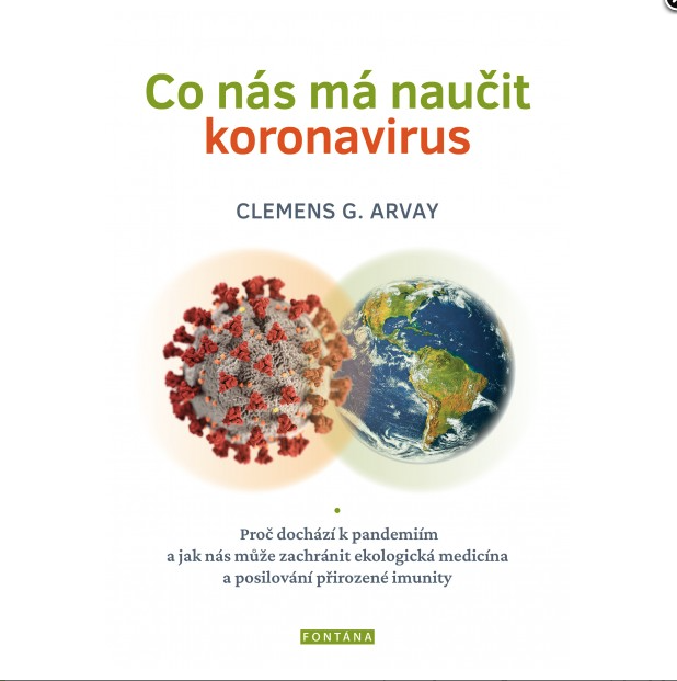 Fontána Co nás má naučit koronavirus - CLEMENS G. ARVAY