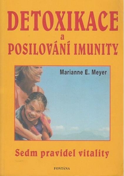 Fontána Detoxikace a posilování imunity - Marianne E. Meyer