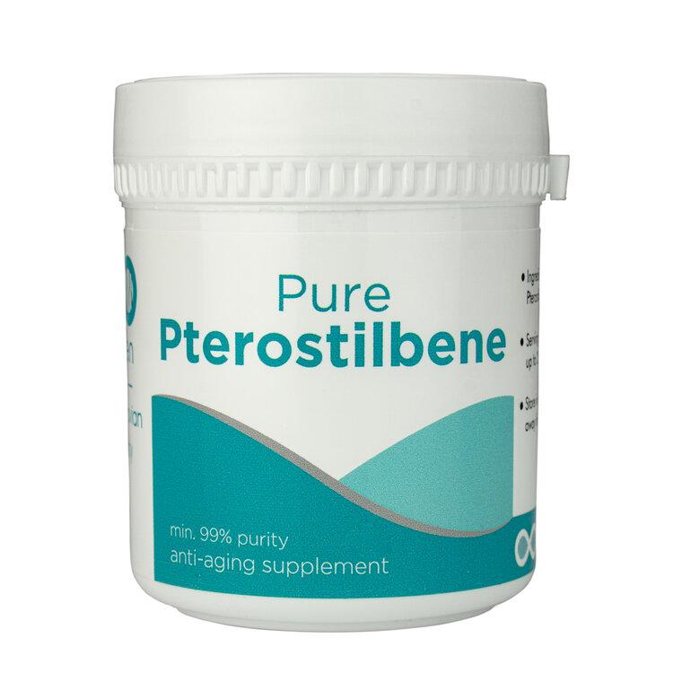 Hansen Pterostilbene (Pterostilben), prášek, 20g