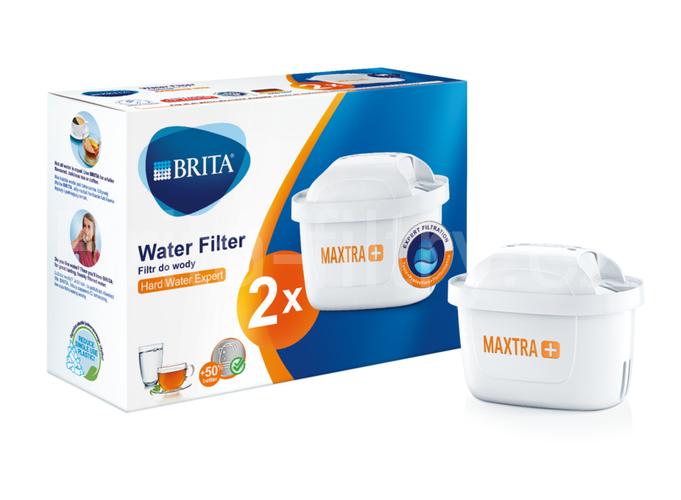 Brita Náhradní filtr Maxtra+ Hard Water Expert, 2pack