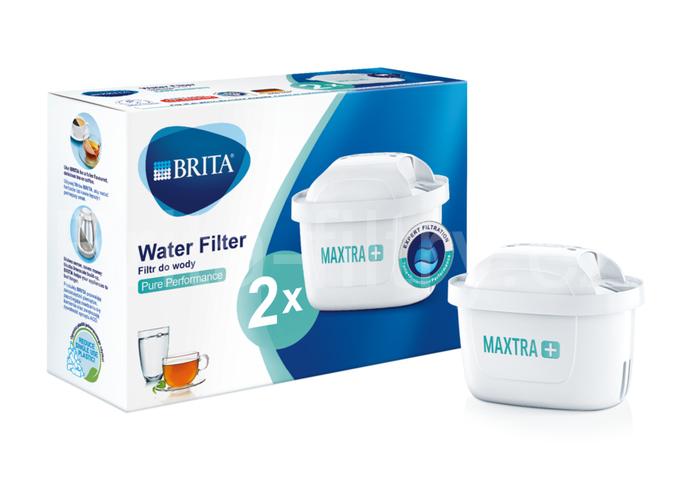 Brita Náhradní filtr Maxtra+ Pure Performance, 2pack