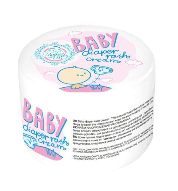 Hristina - Přírodní krém na opruzeniny pro miminka, 100 ml