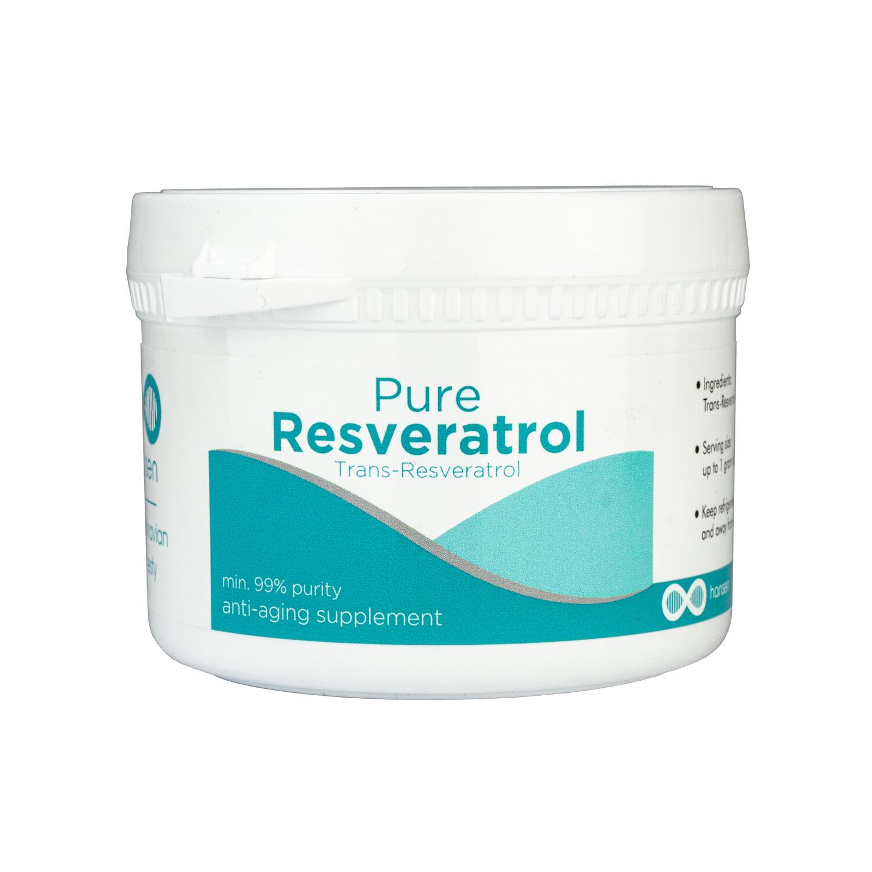 Hansen Trans-Resveratrol, prášek, 50g