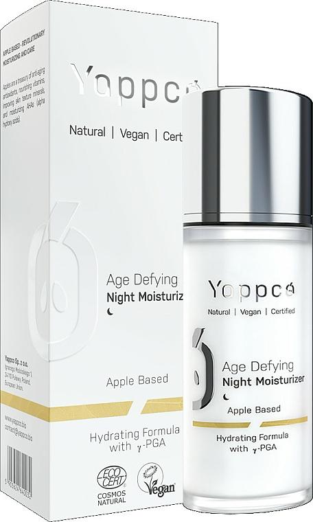 Yappco - Noční regenerační krém na obličej, 50 ml