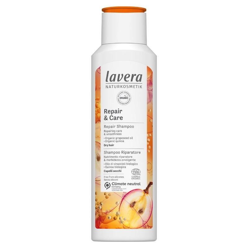 Lavera - Šampon Repair & Care, 250 ML