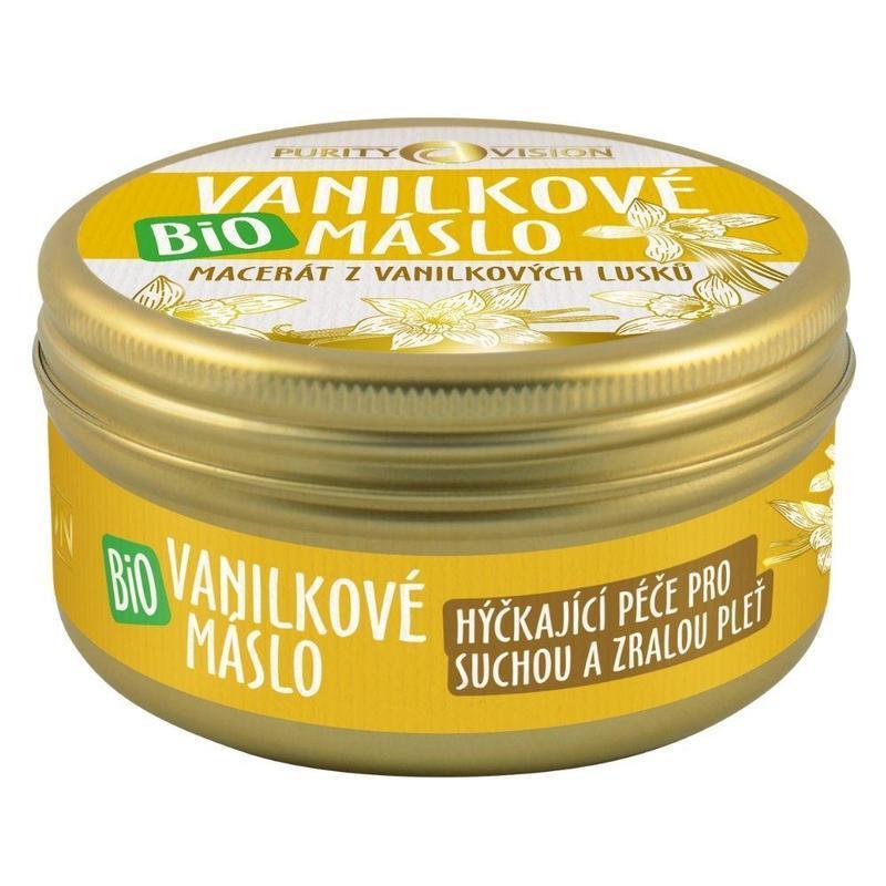 PURITY VISION - Bio Vanilkové máslo, 70 ml