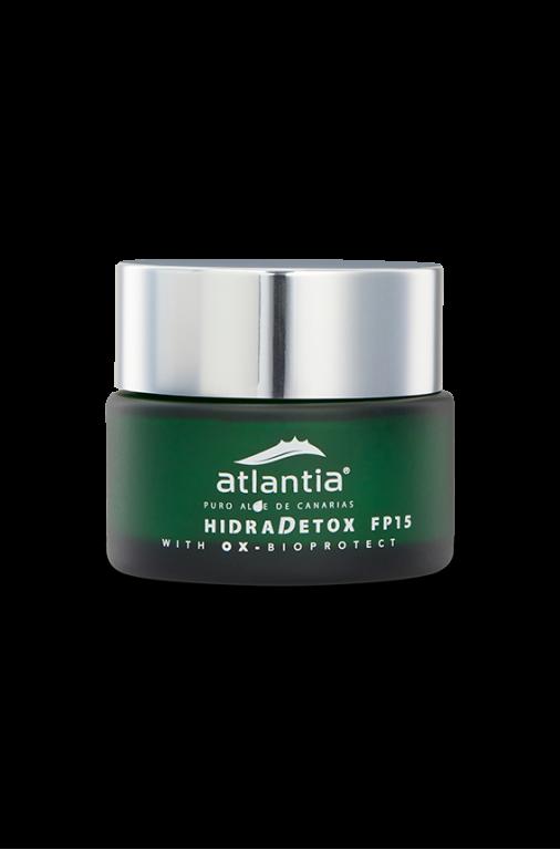 Atlantia - Detoxikační krém pro zdravou pokožku Aloe vera, 50ml