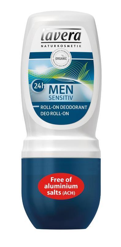 LAVERA DEO ROLL-ON pro muže, 50 ml