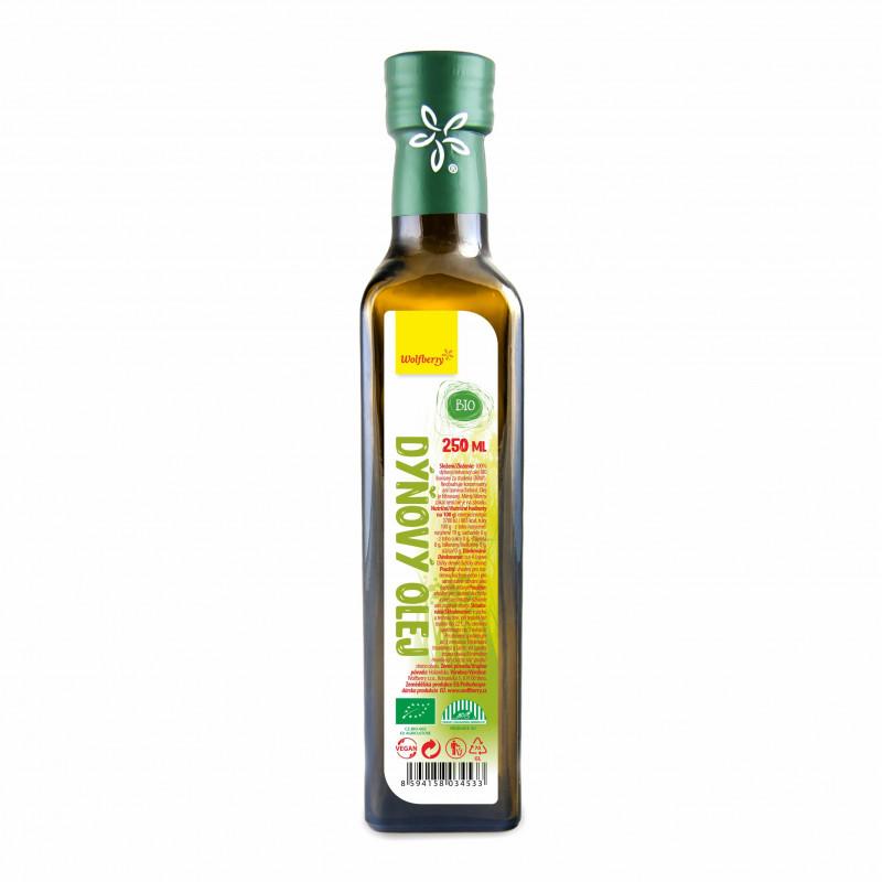 Wolfberry - Dýňový olej BIO, 250 ml *CZ-BIO-001 certifikát