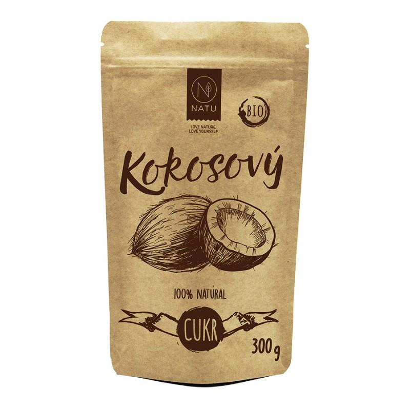NATU - Kokosový cukor, 300g