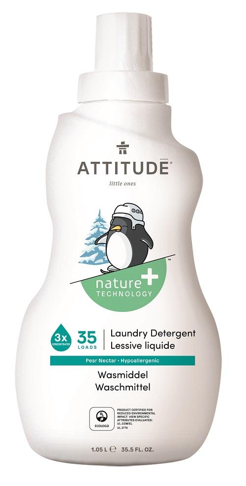 Attitude - prací gél pre deti s vôňou hruškovej šťavy, 1050 ml
