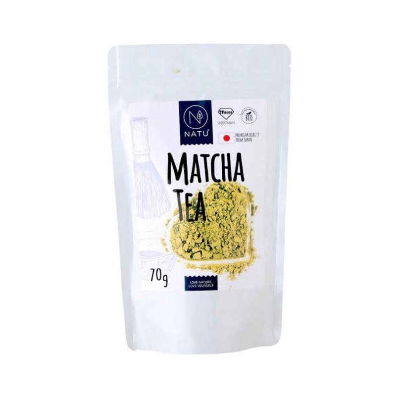 NATU - Matcha Tea BIO Premium Japan, 70g