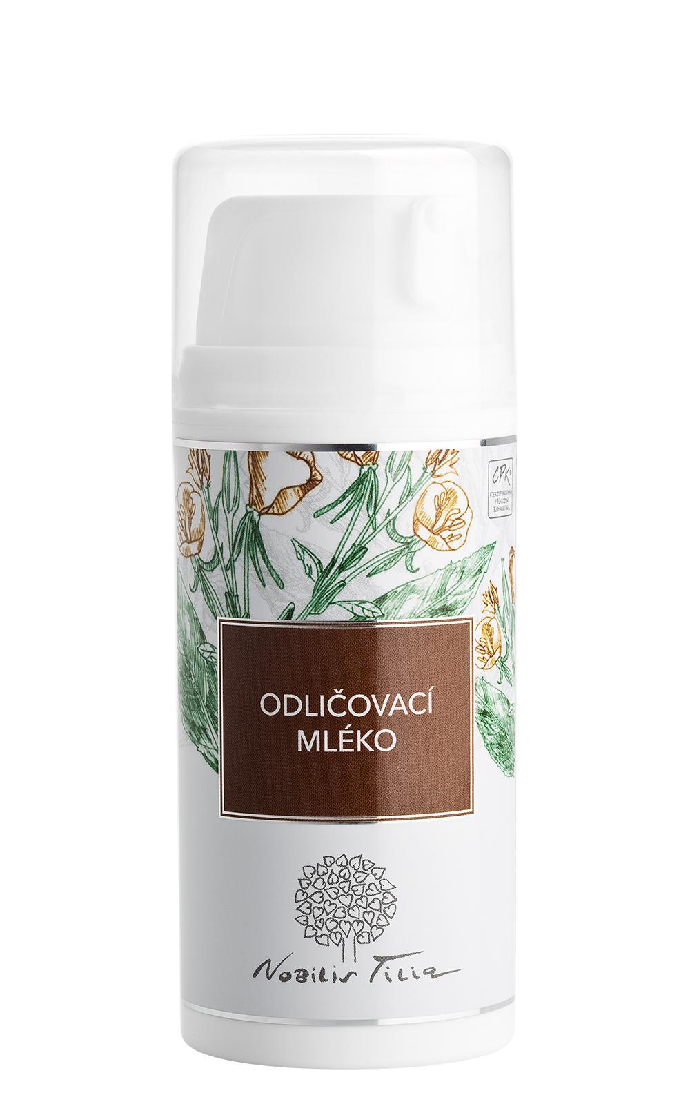 Nobilis Tilia Nobilis - Odličovacie mlieko, 100ml