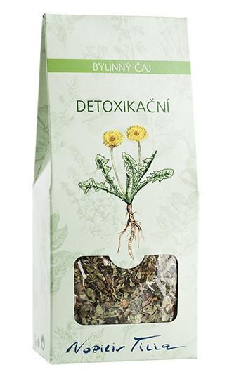Nobilis Tilia Nobilis, čaj detoxikační , 50 g