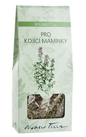 Nobilis Tilia Nobilis, Čaj pre dojčiace mamičky, 50 g