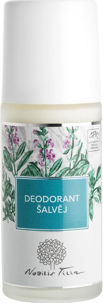 Nobilis Tilia deodorant roll-on Šalvěj 50 ml