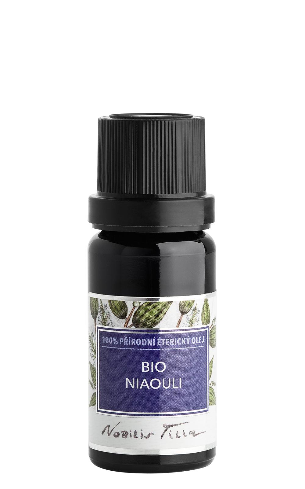 Nobilis Tilia Nobilis, Éterický olej Bio Niaouli 10 ml