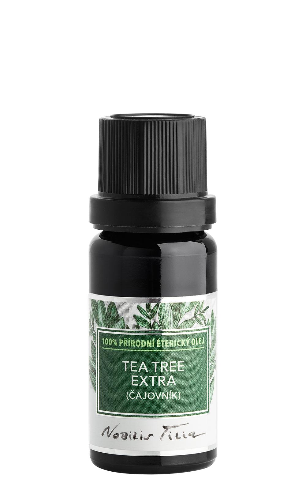 Nobilis Tilia Nobilis, Éterický olej Tea tree extra (čajovník) 10 ml