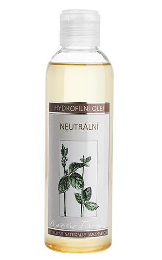 Nobilis Tilia Nobilis, Hydrofilný olej Neutrálny 200ml