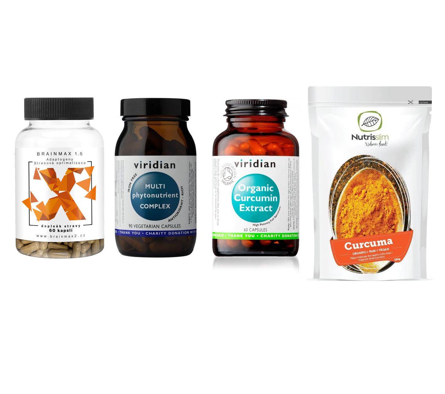 Optimalizace Zdraví Pack