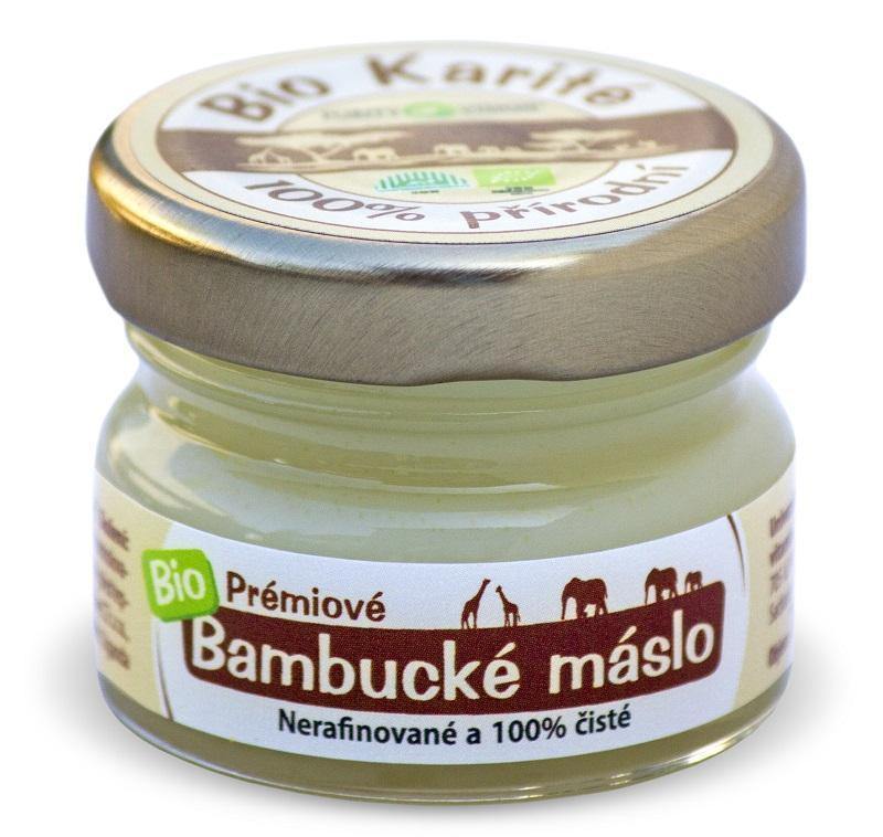 PURITY VISION - Bambucké máslo BIO, 20 ml