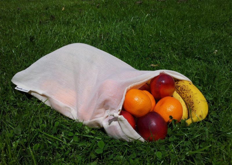 Made Sustained Re-Sack Voile - Vrecko na ovocie, zeleninu či pečivo (balenie po 2 ks)