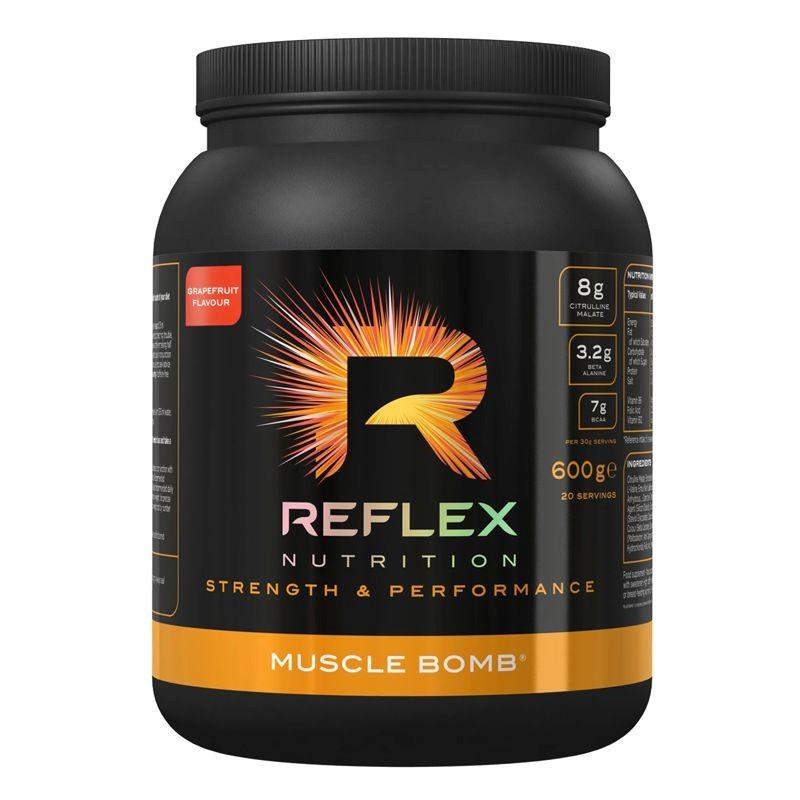 Reflex Muscle Bomb - Grep, 600g