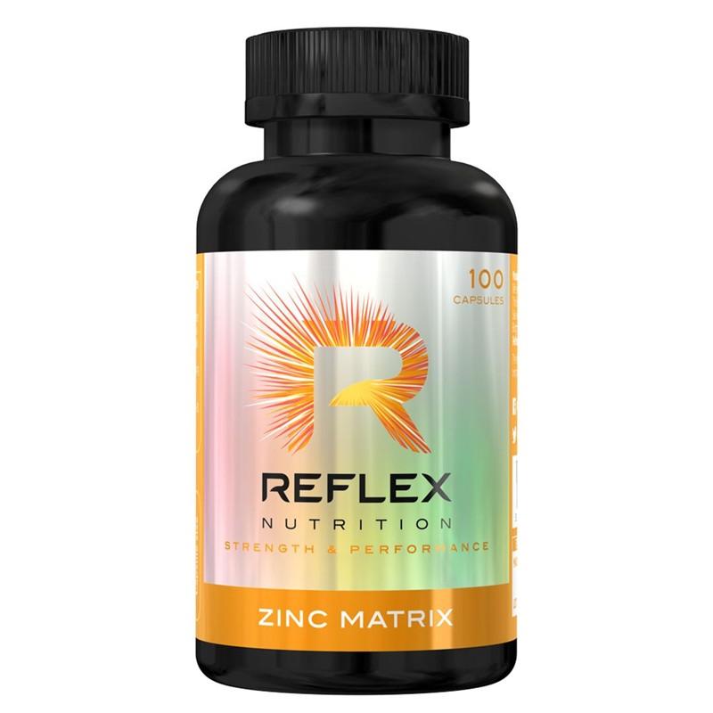 Reflex Zinc Matrix 100 kapslí