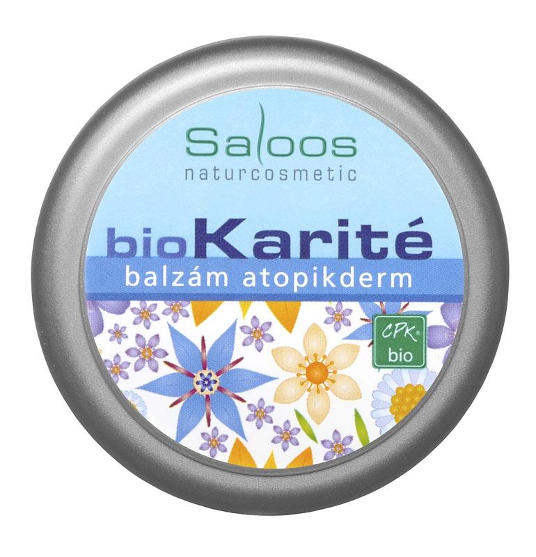 Saloos Bio Karité Balzam Atopikderm, 50ml